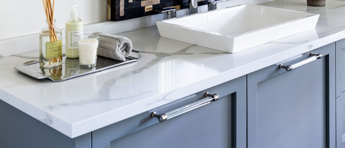 Best Countertops — Quartz Countertops QQuartz Calacatta Classique