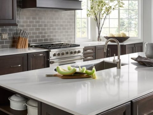 Wilsonart Arashi Granite Kitchen Countertops