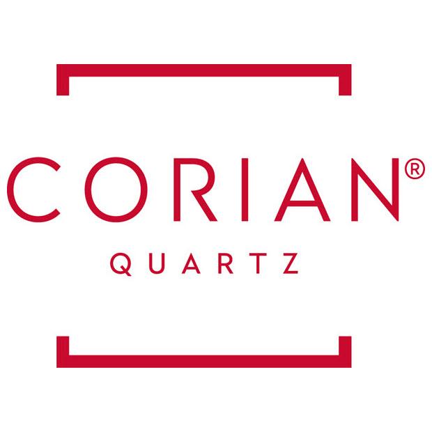dupont corian quartz logo